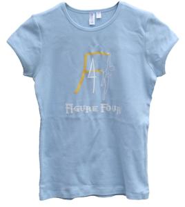 Women's Baby Blue T-shirt
