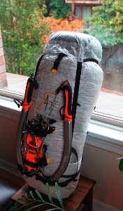 Tau-35 Pack : ultralight